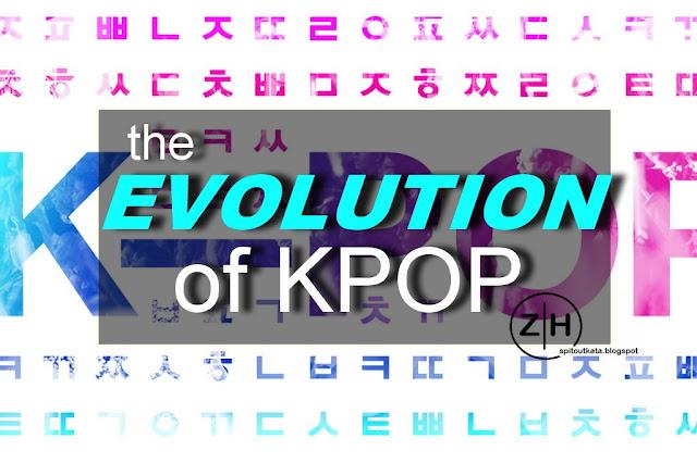 KPOP wave trend
