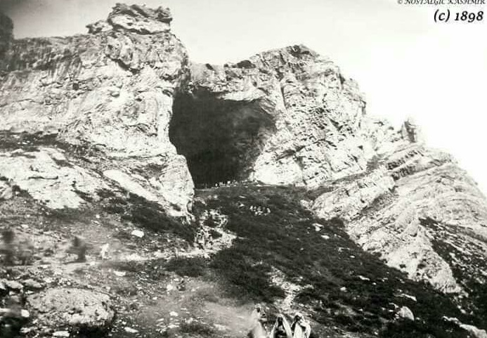 Baba Amarnath old picture