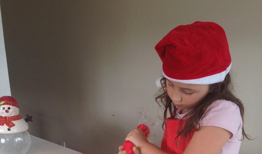Gingerbread - Fazendo o famoso biscoito de Natal em família