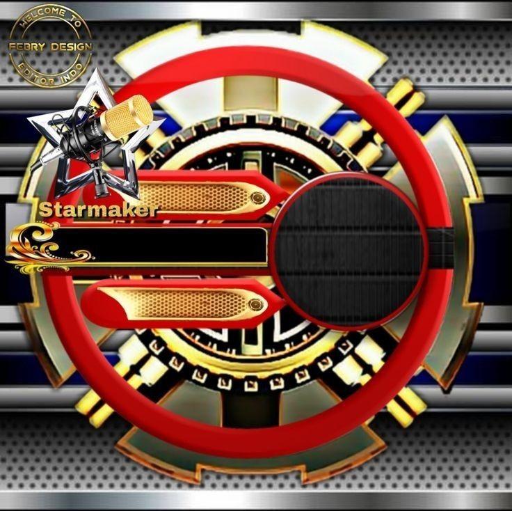 Logo Starmaker Kosong Keren