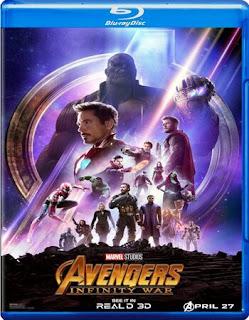 Avengers Infinity War Full Movie Download 720p