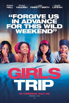 Girls Trip 2017 Dual Audio Hindi 480p BluRay 350MB