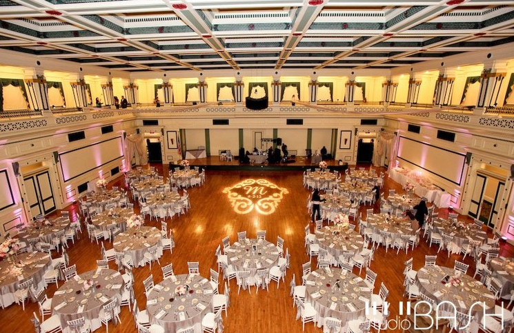 Soldiers and Sailors Memorial Auditorium Wedding Venues