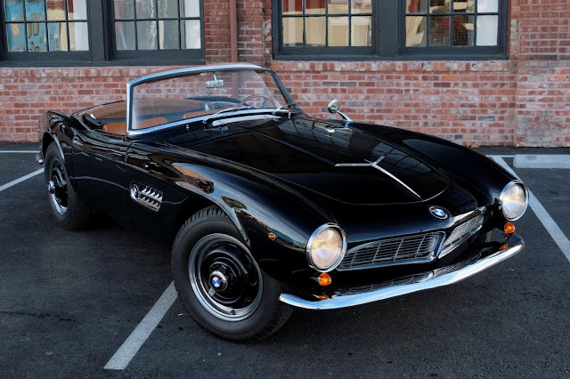 BMW 507 - spicy drive