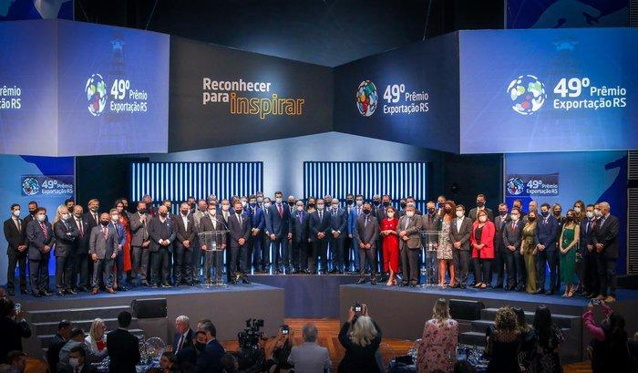 Prêmio Exportação RS reconhece 63 empresas de destaque no setor