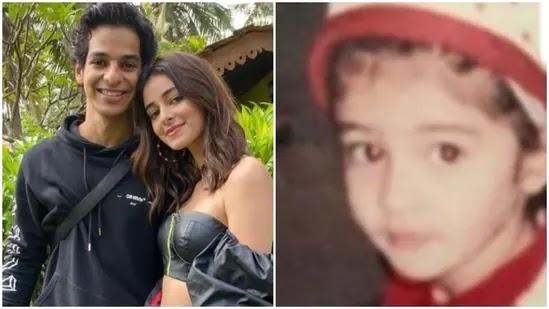 Ishaan calls rumoured girlfriend Ananya his favourite yoga partner: 'Lil elf'