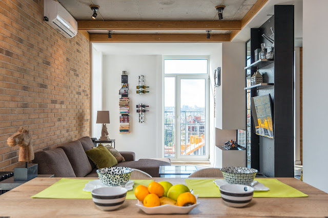 Home Remodeling: Design An Open Kitchen-Living Room - This Is How Your Living Area Looks Harmonious