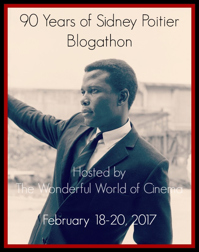 Sidney Poitier 90th Birthday Blogathon