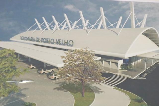 Após década de impasse sobre rodoviária de Porto Velho, prefeitura e governo fecham acordo para construir novo terminal