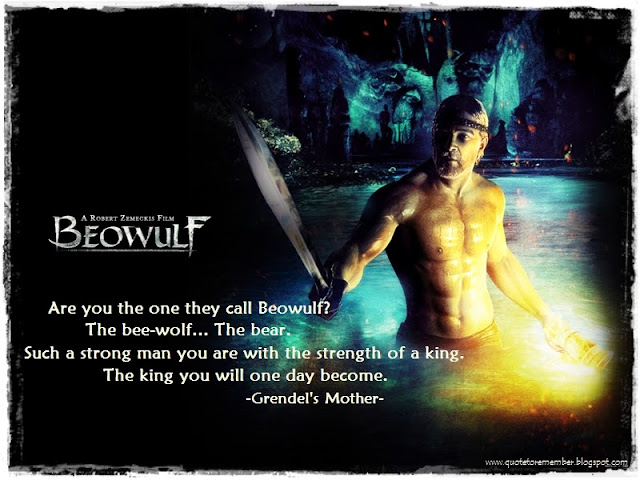Beowulf Quotes Hero
