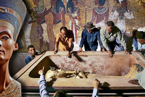 Βρέθηκε ο τάφος της Βασίλισσας Νεφερτίτης …Στις σφραγισμένες Πύλες;