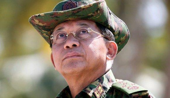 AS Blokir Upaya Junta Myanmar Mengosongkan Akun Fed New York Senilai $ 1 Miliar