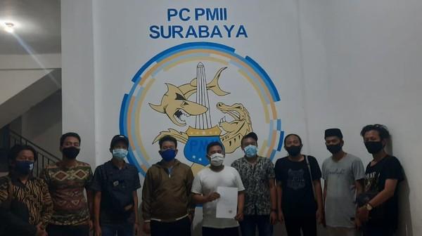 Heboh Proposal Diskusi 'Tolak Deklarasi KAMI', Ketum PMII Surabaya Mundur