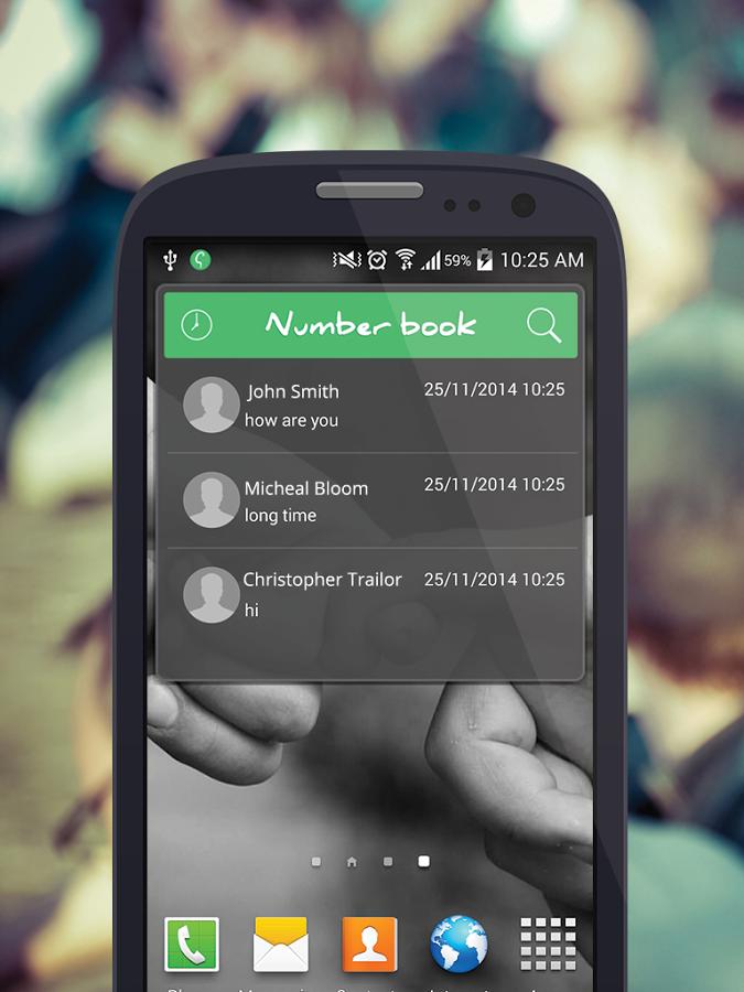 تحميل برنامج نمبر بوك 2020 مجانا لجميع أنواع الهواتف Number Book