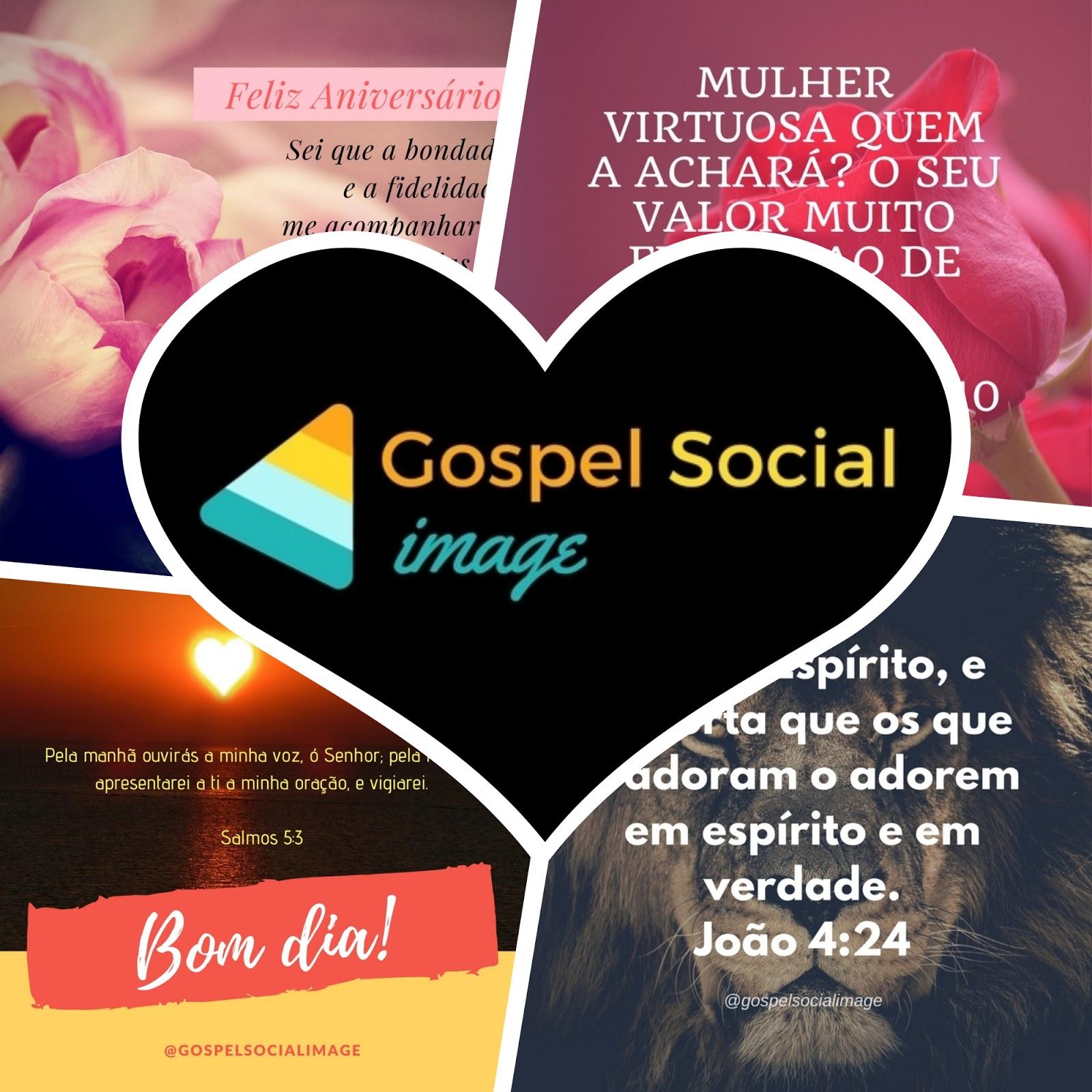 Lindas Imagens Bíblicas para Redes Sociais