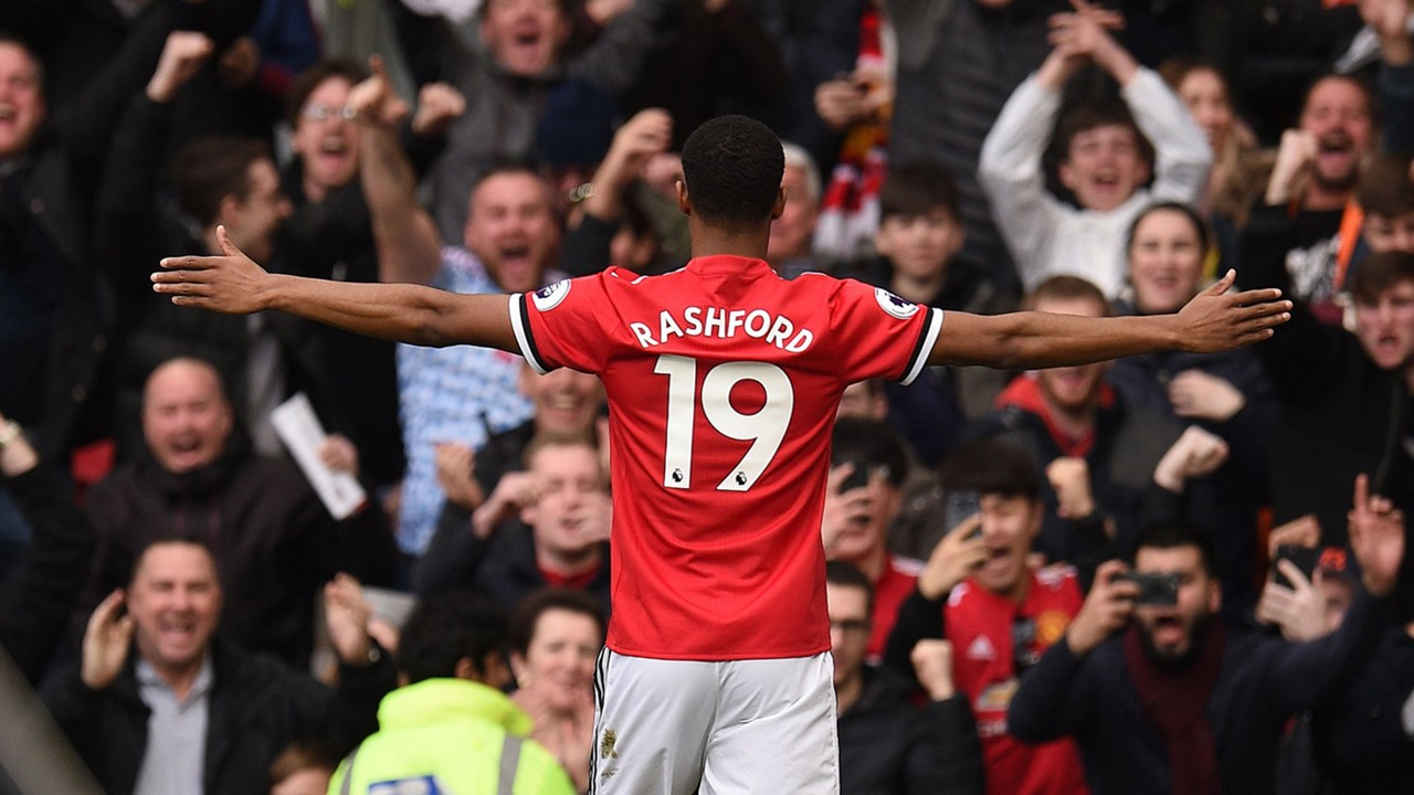 Rashford Becomes Manchester United S New Number 10 Footy Headlines