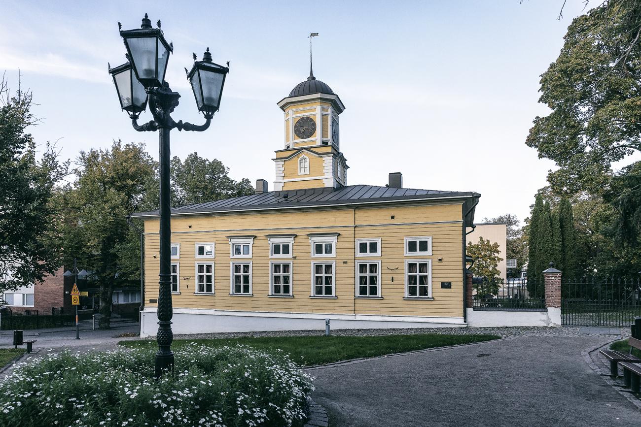 Raatihuone, Suomen vanhin, Lappeenranta