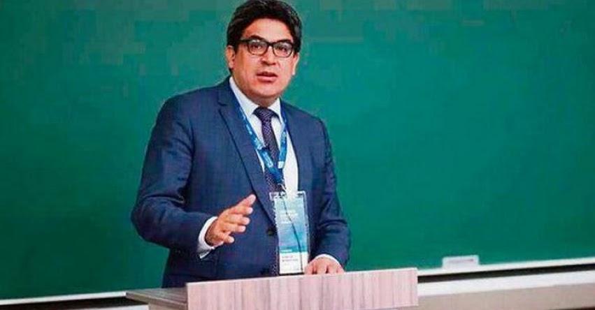 MINEDU: Clases escolares serían virtuales hasta fin de año, informó el Ministro de Educación, Martín Benavides