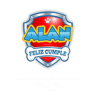 Logo de Paw Patrol: Alan