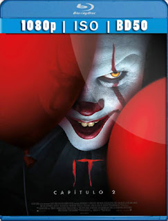 It: Capítulo 2 (2019) BD50 [1080p] Latino [Google Drive] Panchirulo