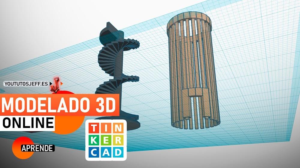 TinkerCAD | Herramienta para Crear Modelado 3D