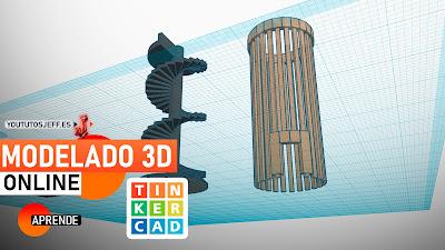 crear modelado 3d