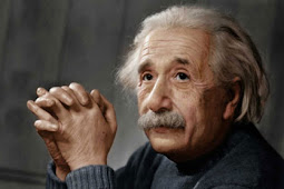 Ini Dia Si Jenius Penemu Teori Relativitas