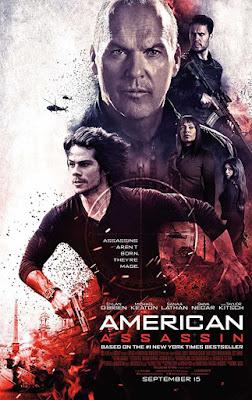 Poster American Assassin 2017 Dual Audio HD 720p