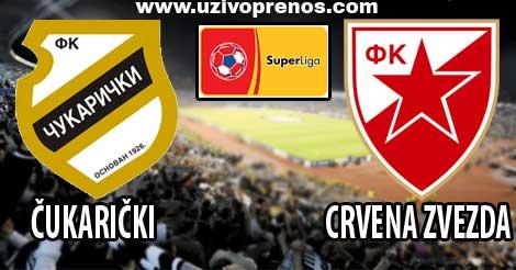 Superliga Srbije: Čukarički - Crvena zvezda UŽIVO PRENOS