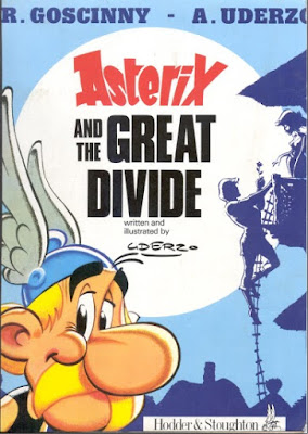 Download free ebook Asterix and the Great Divide - Album 25 pdf