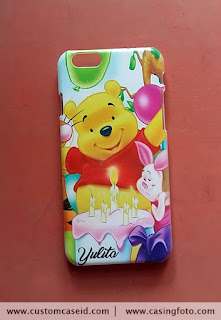 custom case winnie the pooh