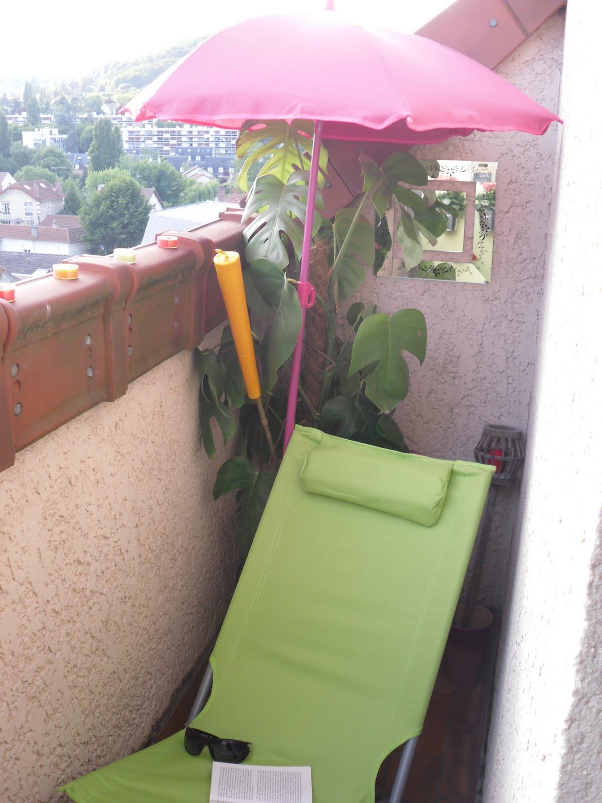 Adc l 39 atelier d 39 c t am nagement int rieur design d - Chaise longue balcon ...