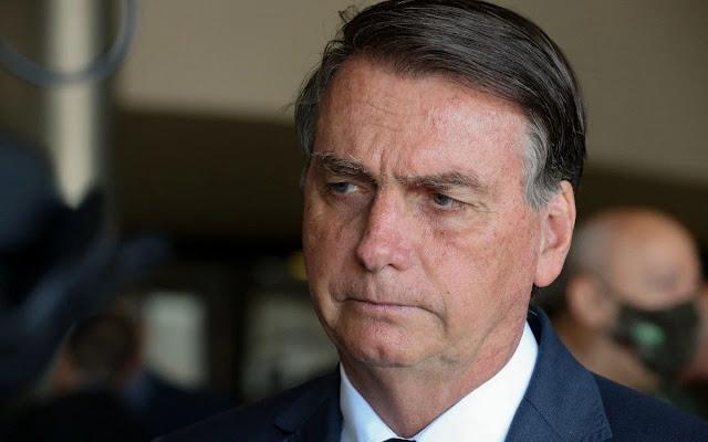 Bolsonaro espera 'plena normalidade' em dezembro, com população adulta vacinada