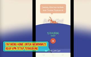 Minimize-Turbo-VPN