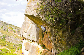 Javi Escalada Cañón del Río Uceda