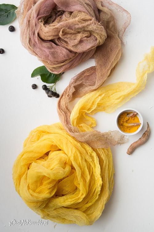 naturalne barwniki do tkanin