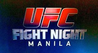 UFC FIGHT NIGHT®: MANILA