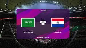 مشاهدة مباراة السعودية وباراجواي بث مباشر اليوم 19-11-2019 في مباراة ودية