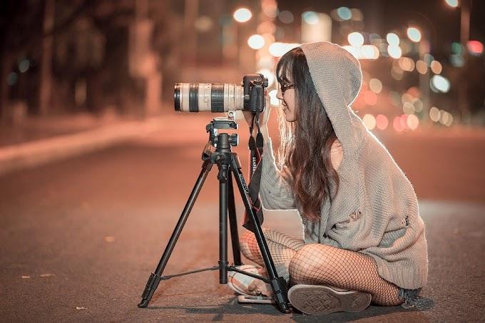 Cómo ser fotógrafo y vender instantáneas famosas en internet