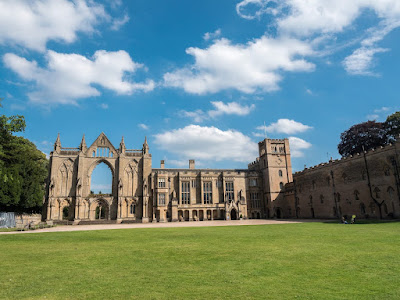 Newstead Abbey by Laurence Norah-3