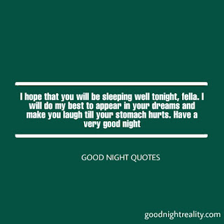 Good night images with quotes hd