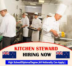 Kitchen Steward and Cleaner Recruitment in Dubai