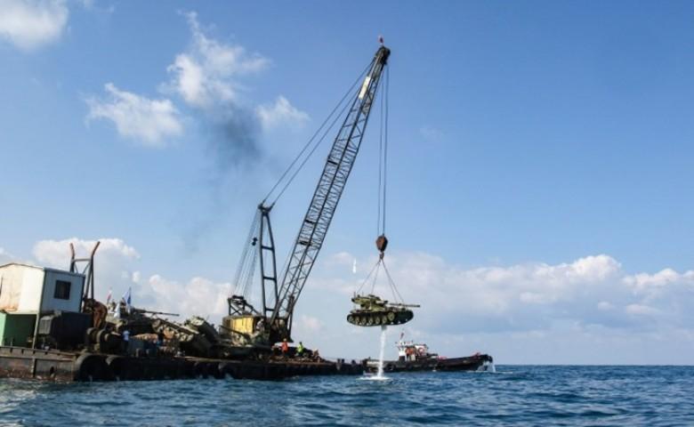 Even a Lebanese underwater coral reef park is anti-Israel ~ Elder Of