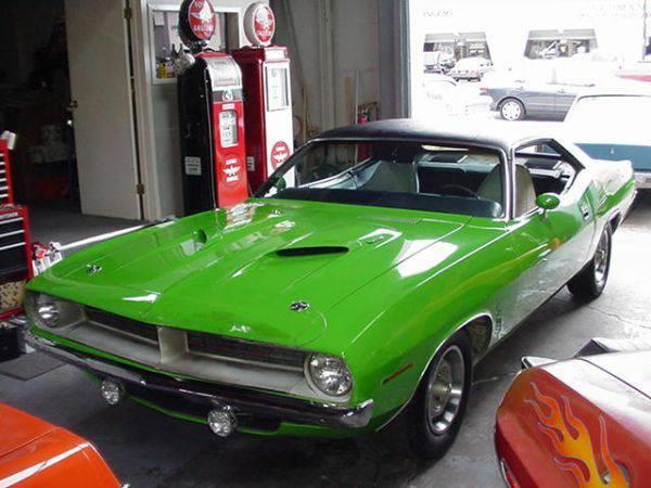 1970 BS23 Cuda 340 Sublime