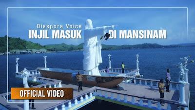 Diaspora Voice - Injil Masuk di Mansinam