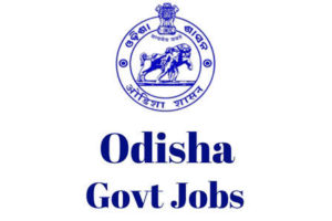 Govt of Odisha Jobs,latest govt jobs,govt jobs,Multi Purpose Health Worker jobs