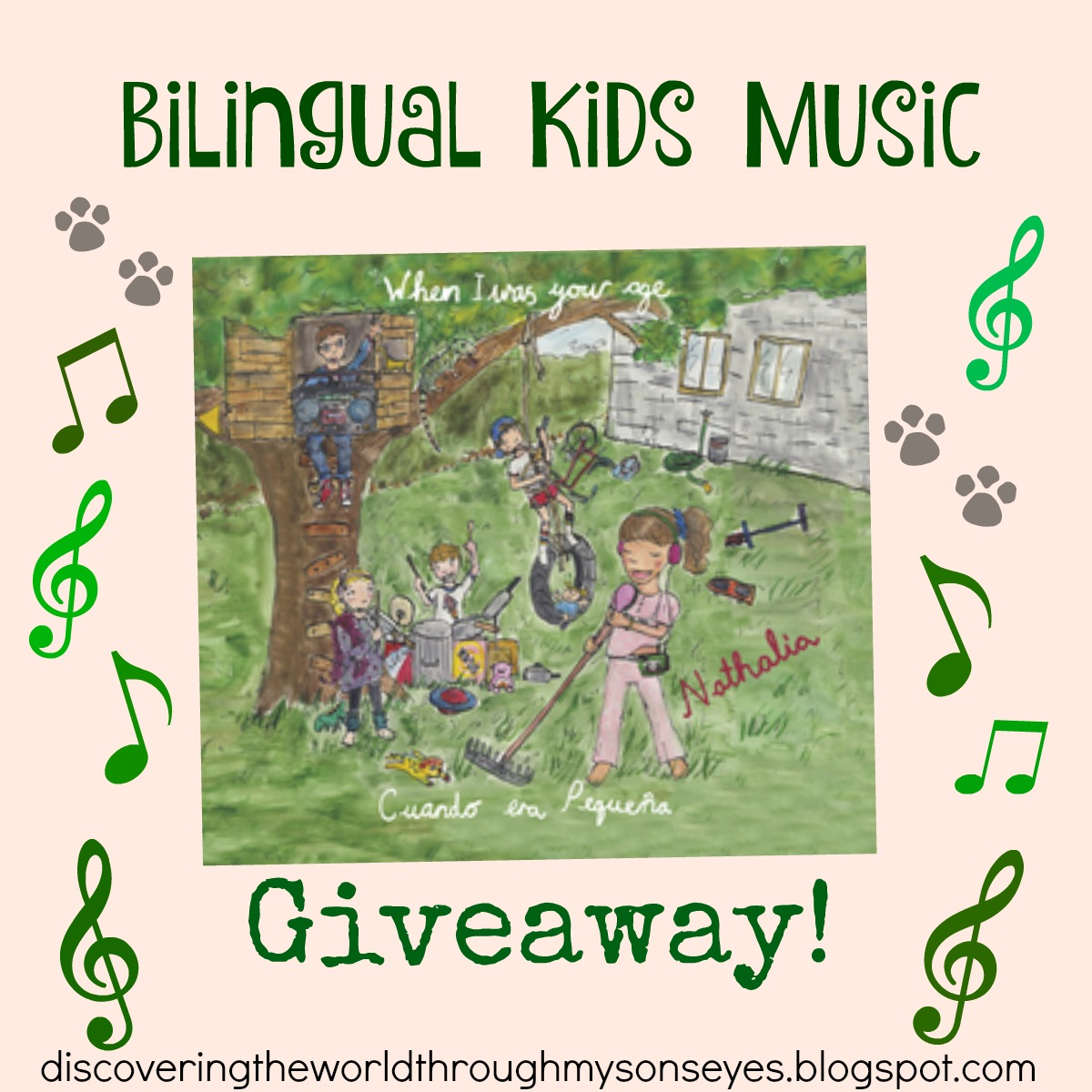 The Importance of Music and Raising Bilingual Kids