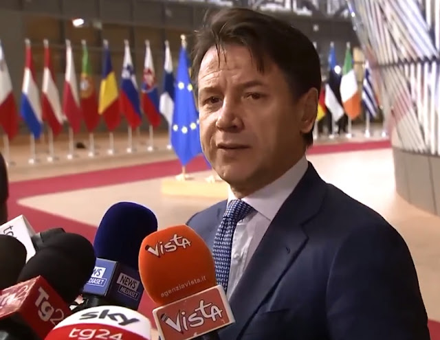 Giuseppe Conte in despair after the refusal of Macron: we'll always defend Albania and North Macedonia
