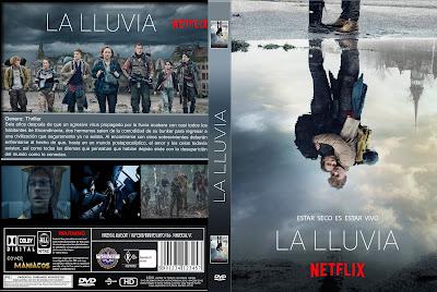 LA LLUVIA [ COVER DVD]