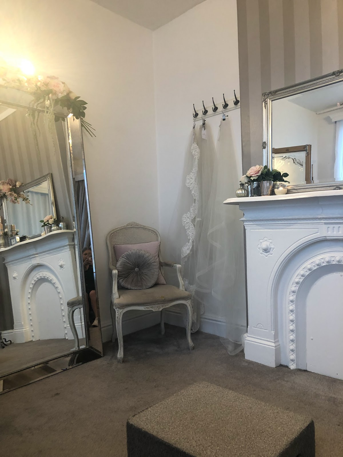 Laura Hadley Wedding Dress Experience At The White Gallery Ramsbottom